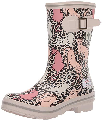Skechers Womens 113053 Rain Check - Tiger Cats