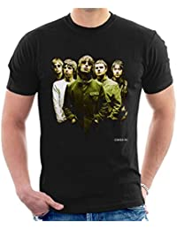 Roger Sargent Official Photography - Oasis Band Liam Noel Gallagher Men's T-Shirt
