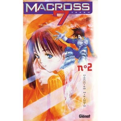 Macross 7 Trash, tome 2