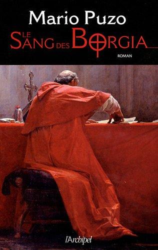 Le sang des Borgia par Mario Puzo