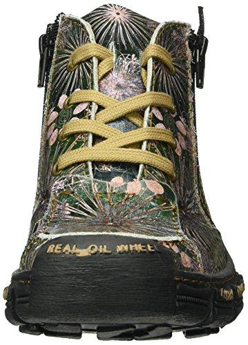 Stiefel Damen Gr眉n Kurzschaft Stiefel Kurzschaft Rovers Kiwi Rovers Damen Y7wTqx4S7