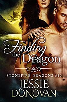 Finding the Dragon (Stonefire British Dragons Book 10) (English Edition) von [Donovan, Jessie]