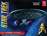 AMT amt955 Maßstab 1: 1400 Modell Star Trek USS Enterprise 1701-D – Clear Edition