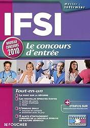 IFSI Concours d'entrée en Institut de formation en soins infirmiers