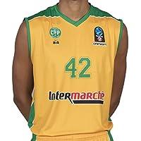 Bigsport Replica Howard Eurocup Limoges Csp Domicile Maillot de Basketball Homme