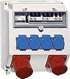 ABL Sursum Steckdosenkombination Z 60.14 IP44 CEE-Steckdosen-Kombination 4011721036199