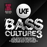 Ukf Bass Culture Vol.3 (2cd+Mp3)