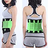 LLZGPZBD Cintura Snellente per Il Fitness Cintura per Il Corpo Correttore Postura Bretella per Il Sostegno Lombare Cintura Donna per Il Sostegno del Ventre