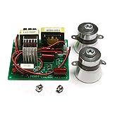 LaDicha Ac 220 V Ultraschallreiniger Power Driver Board Mit 2 Stücke 50 Watt 40 Karat Wandler