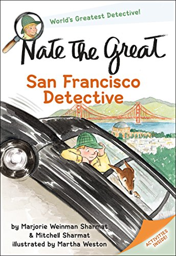 Nate the Great, San Francisco Detective