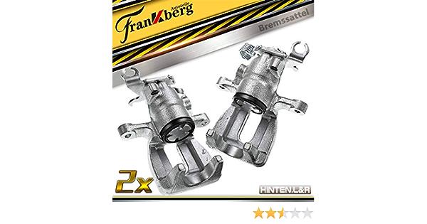 2x Bremssattel Bremszange Hinten Links Rechts Für Colt Czc Cabriolet Rg Colt Vi Z3 A Z2 A Forfour 454 2004 2012 4544200701 Auto