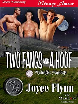 Two Fangs and a Hoof [Midnight Matings] (Siren Publishing Menage Amour ManLove) par [Flynn, Joyee]