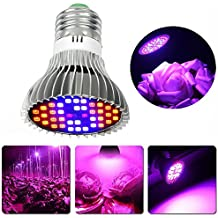 Hangang LED Grow Light Bulb Full Spectrum LED Grow Light Bulb Planta Che Cresce Lámpara para