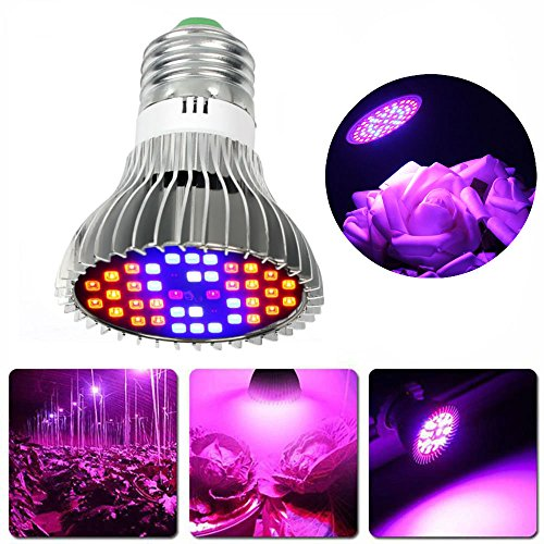 Hangang LED Grow Light Bulb Full Spectrum LED Grow Light Bulb Planta C