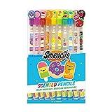 Scentco Smencils Bleistifte - HB #2 Duftende Bleistifte, 10 Stück