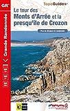 Le tour des Monts d'Arrée et la presqu'île de Crozon
