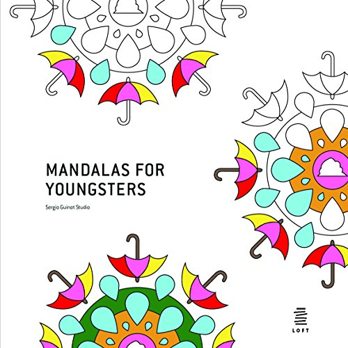 Mandalas for Youngsters. Libro da colorare