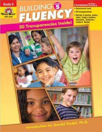 Building Fluency Gr 5 by EVAN-MOOR (Building Fluency)