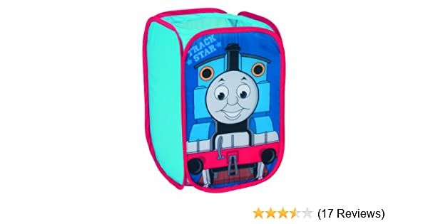 867d13e8481f Thomas   Friends Pop Up Cube Clothes and Toy Tidy  Amazon.co.uk  Toys    Games