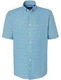 CASAMODA Messieurs Chemise à carreaux Également disponible en grandes tailles 100 % coton