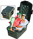 MTM Survivor Dry Box with O-Ring Seal (Forest Green, Large) Test