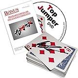 Kartentricks für Erwachsene: TOP JUMPER inkl. deutschsprachiger DVD