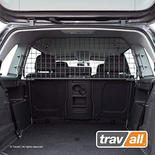 Travall® Guard Hundegitter TDG1194 - Maßgeschneidertes Trenngitter in Original Qualität