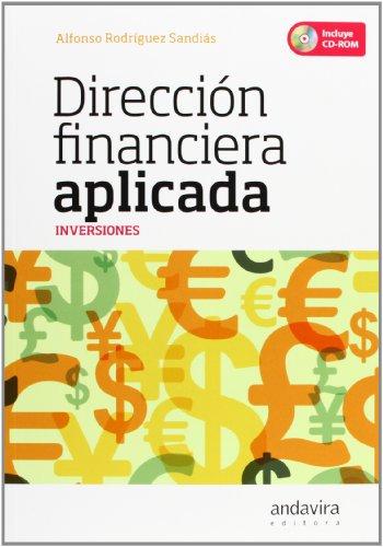 Dirección Financiera Aplicada. Inversiones (+ CD) por Alfonso Rodríguez Sandiás