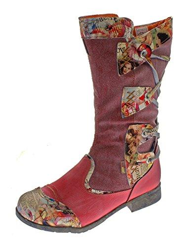 TMA - Stivali classici Donna Rot