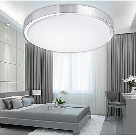 VINGO® LED 15w Deckenleuchte Wohnzimmer Geschäft Panel Wand-Deckenleuchte Energiespar Markantes Design
