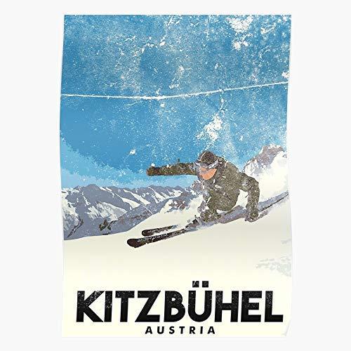 Eroded Snow Skifahren Snowboard Meistverkaufte Wandkunst Wohnkultur Showtime Geschenk Poster -