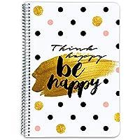 Grupo Erik Editores - Cuaderno Tapa Dura A5 5X5 Glitter