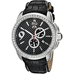 Jivago Men's 'Gliese' Swiss Quartz Stainless Steel Casual Watch (Model: JV1537)