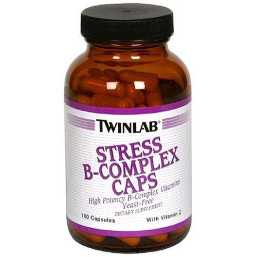 Twinlab Stress B-Complex 100 Caps -