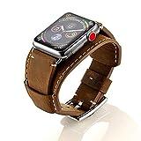 EloBeth Kompatibel Apple Watch Armband Series 4 (44mm),Series 3 Series 2 Series 1(42mm)Cuff...