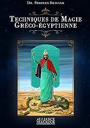 Techniques de Magie Gréco-Egyptienne