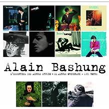 Alain Bashung - L'Essentiel Des Albums Studio (Coffret 11 CD)