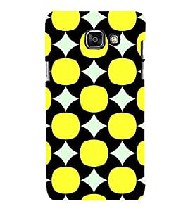 printtech Cool Design Back Case Cover for Samsung Galaxy A3 2016 Edition