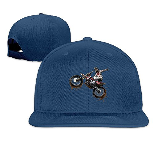 thna-motocross-mad-skills-adjustable-fashion-baseball-hat-navy