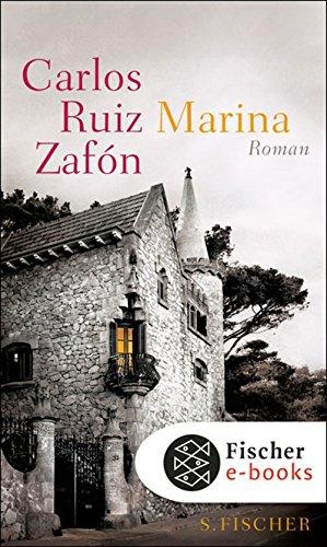 Buchseite und Rezensionen zu 'Marina: Roman' von Carlos Ruiz Zafón
