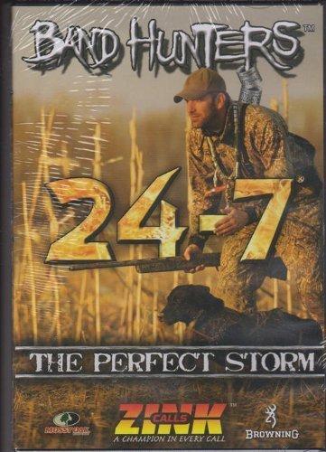 Bild von Band Hunters 3 the Perfect Storm Hunting Mallards, Wood Duck, Pintails