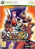 Cheapest Super Street Fighter IV (4) on Xbox 360