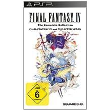 Final Fantasy IV Complete Collection (PSP)