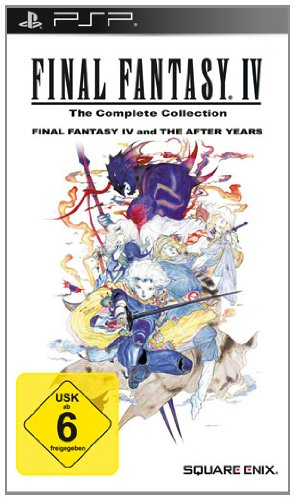 Final Fantasy IV Complete Collection (PSP)