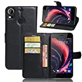 Desire 10 Pro Cover, Htc Desire 10 Pro Cover Stylish Book Style Leather Flip Cover Case Pouch with Stand Feature by Accessories Collection