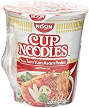 Nissin Cup Noodles Spicy Tom Yum Flavor, 75 gm