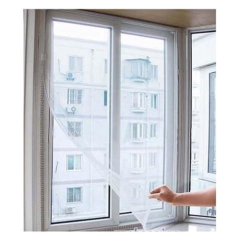 Araignée Et Fly Costume - Blanc Grand écran fenêtre en maille filet