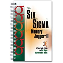 Six Sigma Memory Jogger II: A Pocket Guide