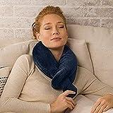 Best Brookstone Handheld Massagers - Brookstone Sapphire: Theraspa Nap Massaging Wrap Review
