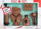 Baur Edelvollmilch-Schokolade Arzt-Set